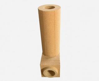 黏土质三通砖