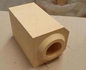 Flow steel brick